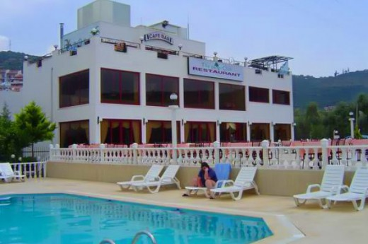 The Palm Club Apart Otel