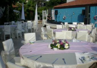 Terrace Ally Restaurant