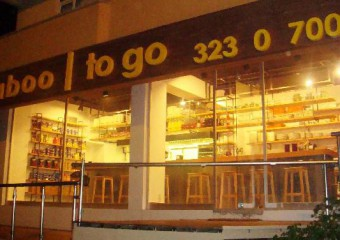 Taboo Cafe & Restaurant Ulus