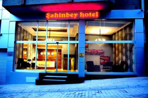 �ahinbey Otel