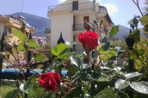 Apart Cennet Bah�esi (Paradise Garden)