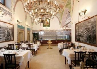 Bab-� Hayat Restaurant