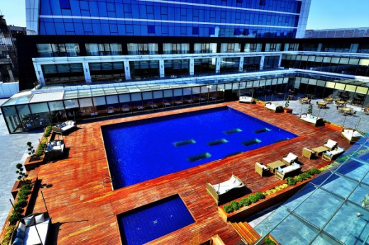 Titanic Business Hotel Europe Bayrampa�a
