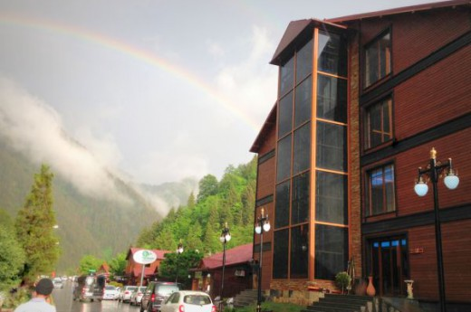 �nan Karde�ler Bungalow & Motel - Restoran