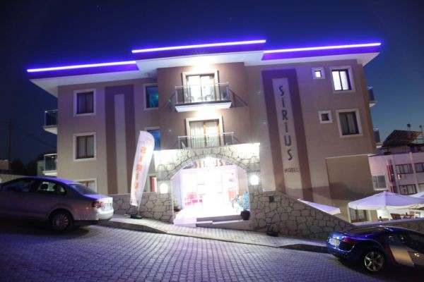 Sirius Mi Hotel