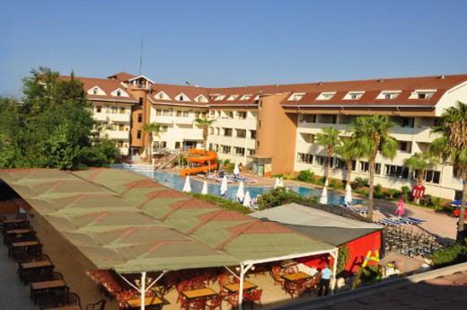 Side Ye�il�z Hotel