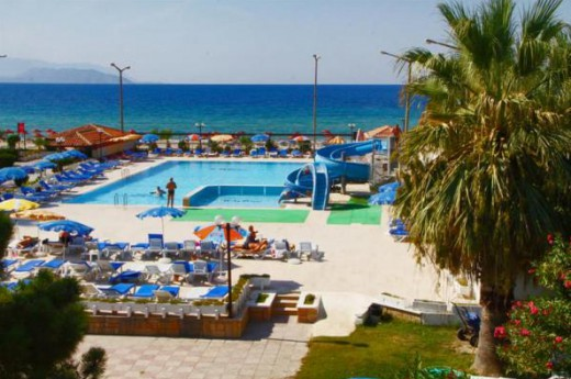 Egeria Beach Hotel