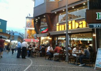 İntiba Restaurant - Beşiktaş