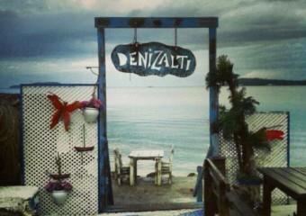 Denizalt� Cafe - Okan Park�