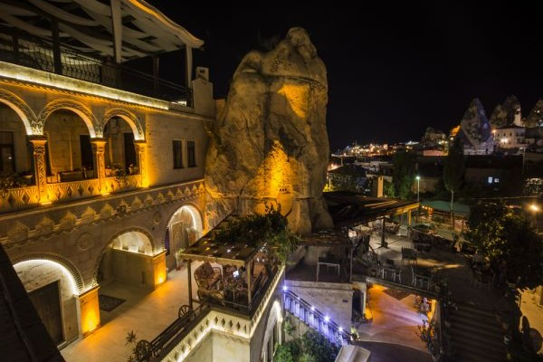 Roma Cave Suite Hotel