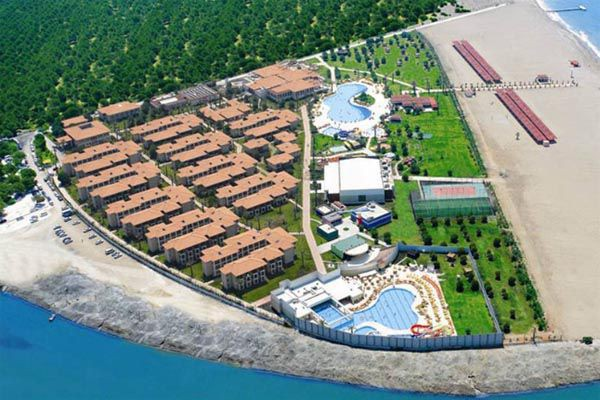 Sah Inn Paradise Otel