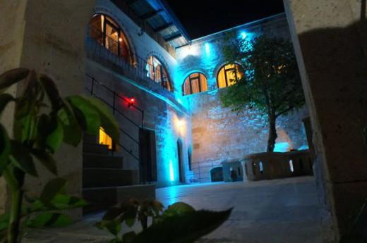 Dilek Tepesi Cave Otel
