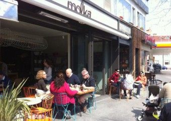 Molka Cafe