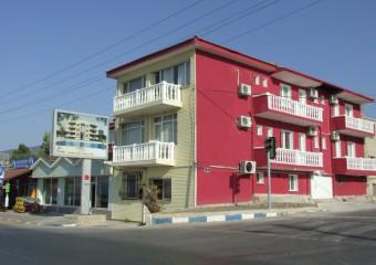 Oba Otel G�zelbah�e