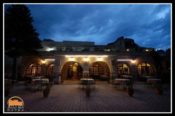 Sinasos Cave Hotel