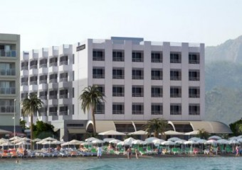 The Beach Front Hotel