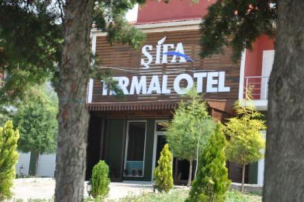 �ifa Termal Otel ve �amur Kapl�calar�