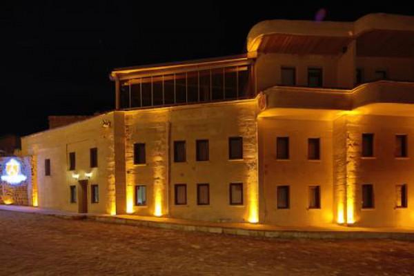 Aden Stone Houses
