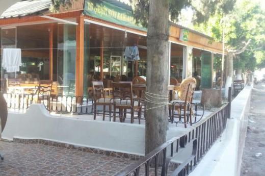 yan taraf�m�zdaki cafe&kahvalt� salonu