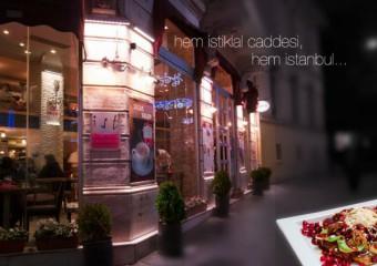 �st Cafe & Patisserie & Restaurant