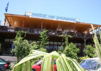 Mehtap Restaurant Akyarlar