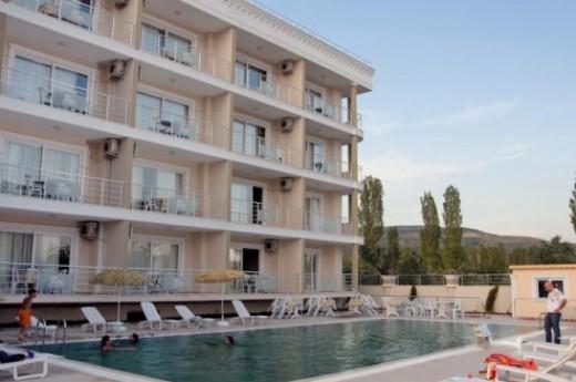 Denge Life Kapl�ca Termal Hotel