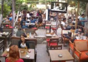 Küp Cafe Saklıbahçe
