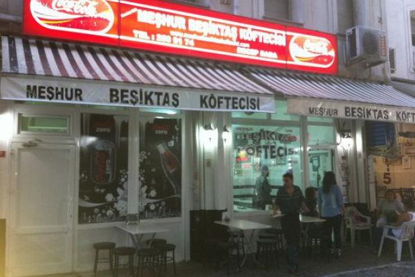 Meşhur Beşiktaş Köftecisi - Recep Baba