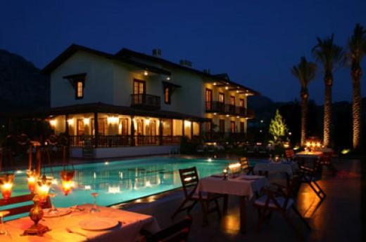 Efe Hotel G�cek