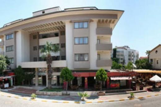 Green Mar Apart Hotel