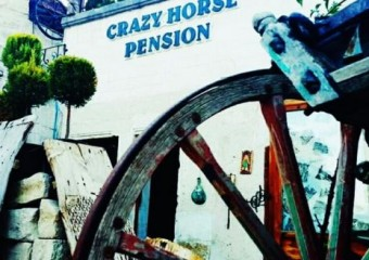 Crazy Horse Pension
