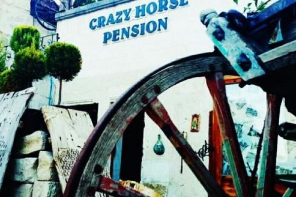 Crazy Horse Pension