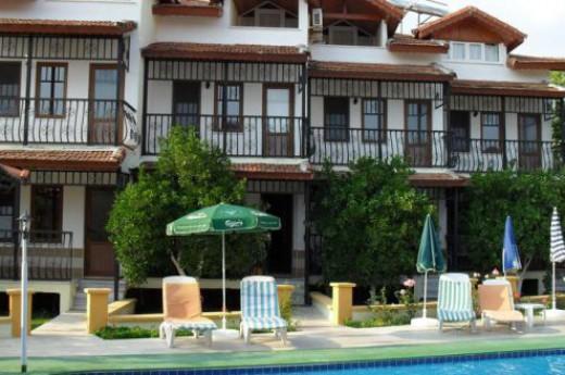 Villa Hotel �zalp