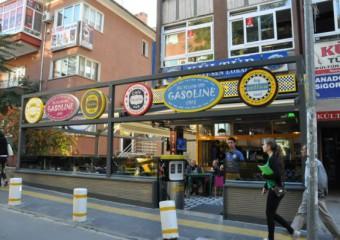 Benzin Cafe - K�z�lay