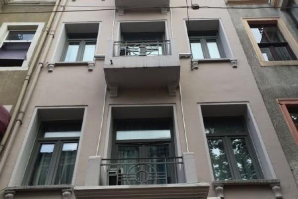 Taksim Safe House
