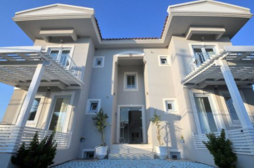 Aspasia House