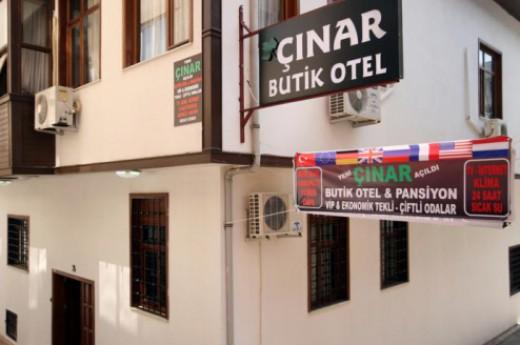 ��nar Butik Otel