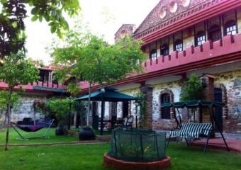 Manastır Mola Butik Otel