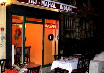 Taj Mahal Hint Restaurant Cihangir