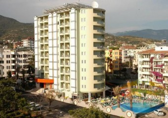 Okan Tower Apart Otel