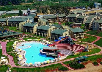 �ncekum Beach Resort Otel