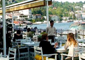 Bo�azi�i Bebek Cafe