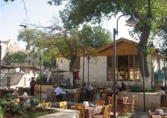 Tarihi K�r Kahvesi