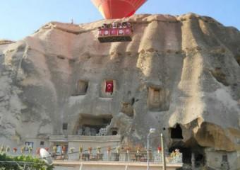 Sar�han Cave Hotel