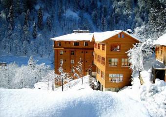 Ayder Ye�il Vadi Otel