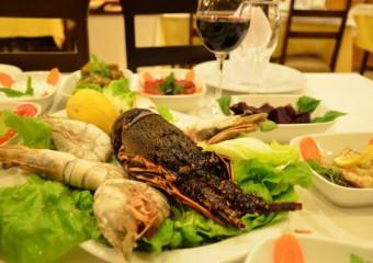 Kumkapı Kırmızı Karides Balık Restaurant