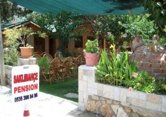 Saklı Bahçe Camping Pansiyon