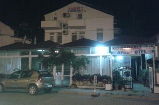 Akdeniz Apart Otel Fethiye