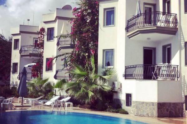 Bodrum Suites Apart Hotel
