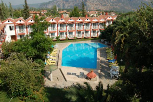 Via Dalyan La Perla Hotel